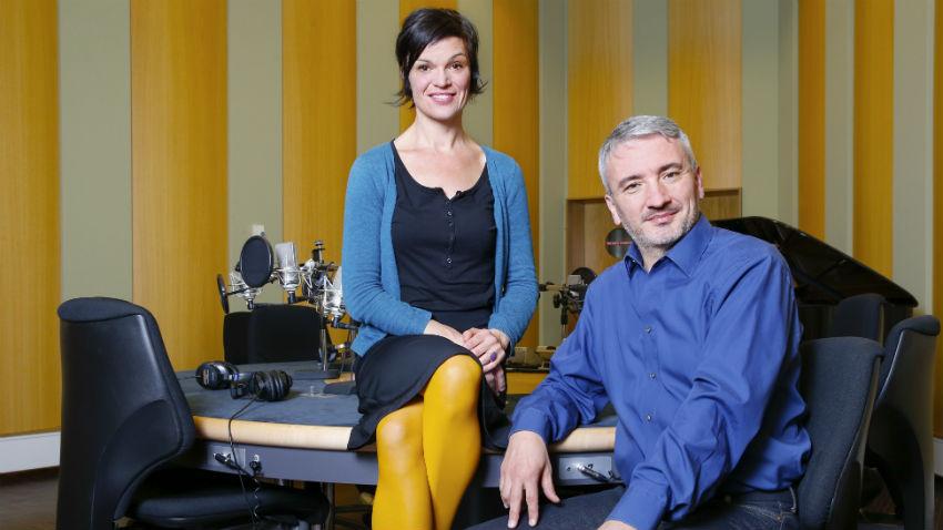 Cristina Zamboni e Pino Raduazzo (© Loreta Daulte)