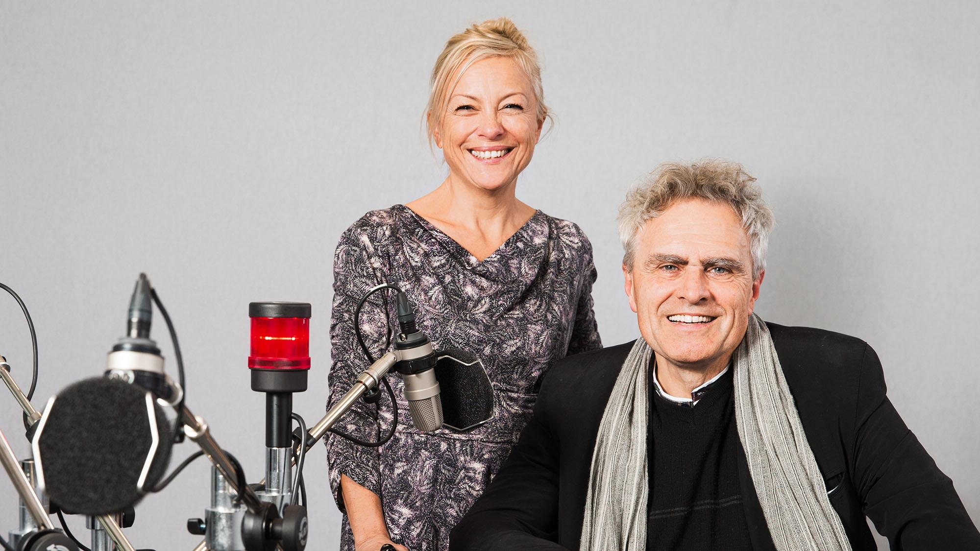 Brigitte Raul et Eörs Kisfaludy (© SRF Severin Nowacki)