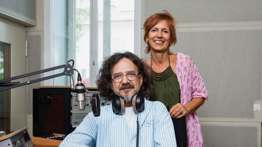 Nadia Maniglio e Roberto Bargellini (© SRF Matthias Willi)
