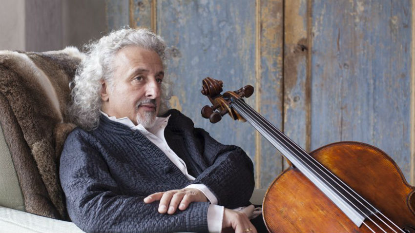 Les suites pour violoncelle de Jean Sébastien Bach et leur interprétation sont étroitement liées à Mischa Maisky – Trois suites sont au programme du «Verbier Festival». - Foto Aline Paley