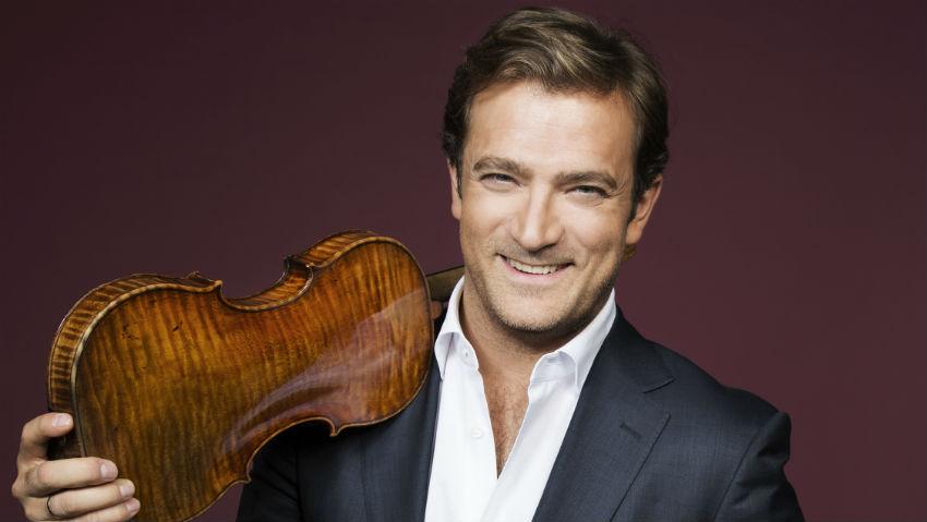 Renaud Capuçon ist einer der zahlreichen prominenten Musiker der Klassik in Ascona. - Foto: Simon Fowler Erato