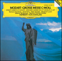 "Wolfgang Amadeus Mozart ""Grosse Messe c-moll"""