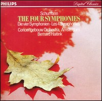 "Robert Schumann ""The Four Symphonies"""