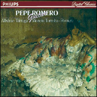 Pepe Romero - Works for Guitar
