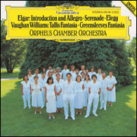 "Elgar ""Introduction & Allegro"", Williams ""Tallis.."