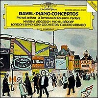 "Maurice Ravel ""Piano Concertos"""