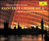 Concerto Grosso in G major Op.6 No.1