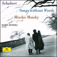 "Franz Schubert ""Songs Without Words"""