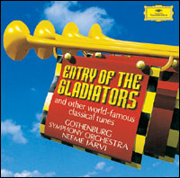Entry of the Gladiators and other world-famous classical tunes