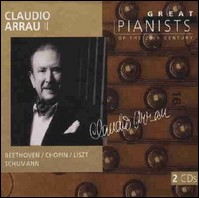 Great Pianists of the 20th Century - Claudio Arrau, Vol. II