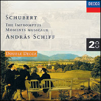 "Franz Schubert ""The Impromptus / Moments musicaux"""