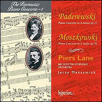 The Romantic Piano Concerto 1. Jerzy Maksymiuk