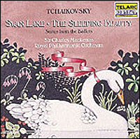 "Tchaikovsky ""Swan Lake / The Sleeping Beauty"""