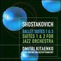 Waltz, Romance And Scherzo From Ballet Suite No  1 - Title