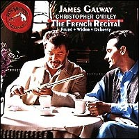 The French Recital - Fauré, Widor, Debussy