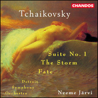 "Tchaikovsky ""Suite No. 1 / The Storm / Fate"""