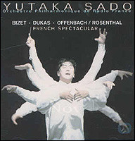 "Dukas, Bizet, Offenbach... ""French Spectacular"""