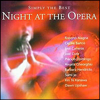 Simply the best - Night at the Opera