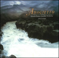 Adagietto - A new album of Romantic slow pieces from the top of the world