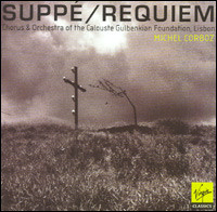 Requiem. Chorus & Orchestra of the Calouste Gulbenkian Foundation, Lisbon, Michel Corboz