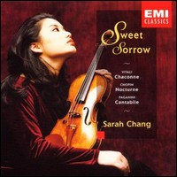 Sarah Chang - Sweet Sorrow