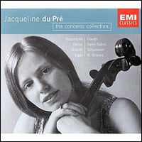"Boccherini, Delius, Dvorák, Elgar, Haydn..... ""The Concerto Collection - Jacqueline du Pré"""