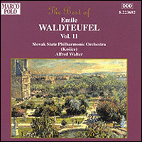 The Best of Emile Waldteufel  - Vol. 11