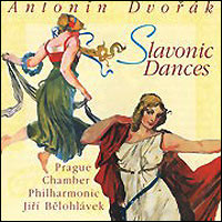 Slavonic Dance In D Major Op. 46 No. 6