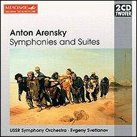 "Anton Arensky ""Symphonies and Suites"""
