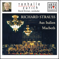 "Richard Strauss ""Aus Italien / Macbeth"""