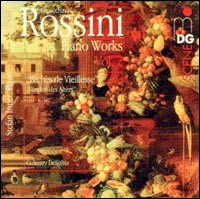 "Gioacchino Rossini ""Piano Works Vol. 2"""