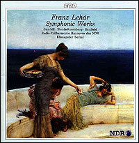 Franz Lehar Symphonic Works Radio Philharmonie Hannover Des Ndr Klauspeter Seibel Album Musikdatenbank Radio Swiss Classic