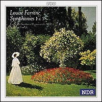 "Louise Farrenc ""Symphonies 1 & 3"""