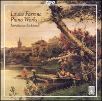Louise Farrenc, Piano Works. Konstanze Eickhorst