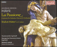 "Sinfonia And Choir ""Sull' innocente figlio"" From The Oratorio ""La Passione"""
