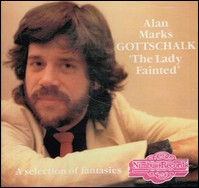 "Gottschalk ""The Lady Fainted"". Alan Marks, piano"