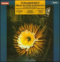 "Tchaikovsky ""Music for Cello & Orchestra"""
