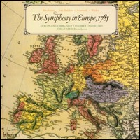 The Symphony in Europe 1785. European Community Chamber Orchestra, Jörg Faerber