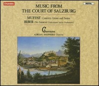 Music from The Court of Salzburg