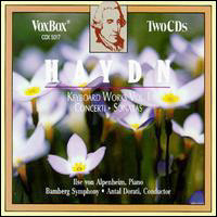 "Joseph Haydn ""Keyboard Works Vol. 1"