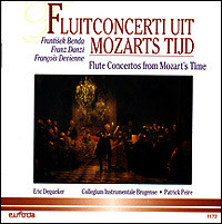 Flute Concertos from Mozart's Time