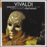 "Antonio Vivaldi ""Concertos for strings"""