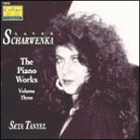 "Xaver Scharwenka ""The Piano Works Vol. 3"""