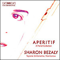 "Sharon Bezaly ""Apéritif - A French Collection"""
