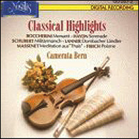 Classical Highlights - Camerata Bern
