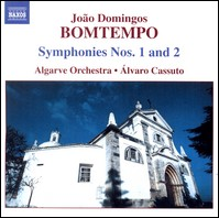 "João Domingos Bomtempo ""Symphonies Nos. 1 and 2"""
