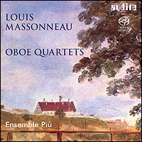 "Massonneau ""Oboe Quartets"", Ensemble Più"