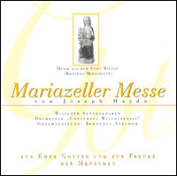 """Gloria in Excelsis Deo"" From ""Mariazeller Messe"" In C Major (Missa Cellensis)"
