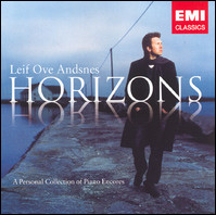 "HORIZONS - ""A Personal Collection of Piano Encores"""