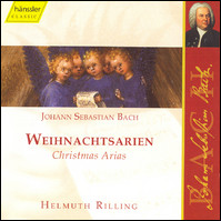 """Schlafe mein Liebster"" from the ""Christmas Oratorio"""